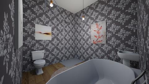 Family Bathroom - Bathroom - by Romystical