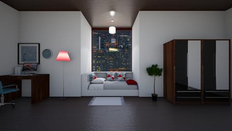 bedroom - Bedroom  - by Roomplaner321