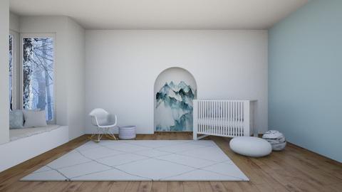 Baby room - Bedroom - by REGINA100