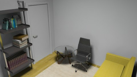 Beth Lee office v2 - Eclectic - Office  - by BOABOA