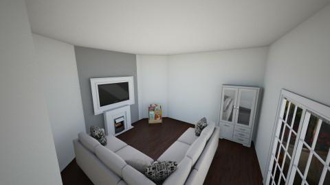 living room  - by Emma VanDonkelaar