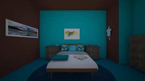 Bedroom - Glamour - Bedroom - by XavAnoBoy