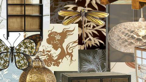 Asian Comfort - Eclectic - Bedroom  - by starsector