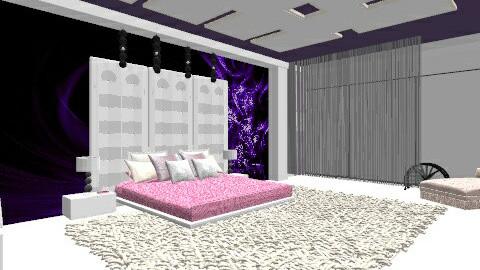 bedroom - by JovanaM