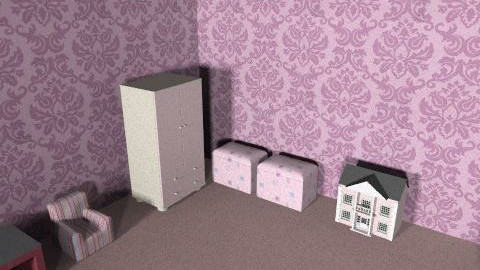Pinkyyy Tinkyyy... - Modern - Kids room  - by jia khan