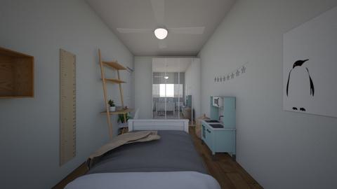 Yali kidsroom 3 - Kids room  - by erlichroni