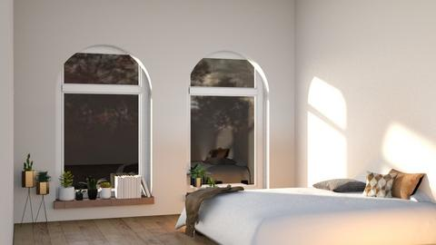 l a z y  l i f e - Bedroom  - by MilksDaBunz