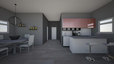 kitchen - Kitchen  - by pirnatsofija