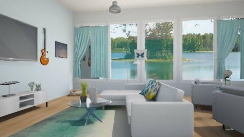 LivingEec - Modern - Living room - by Eericacaloi