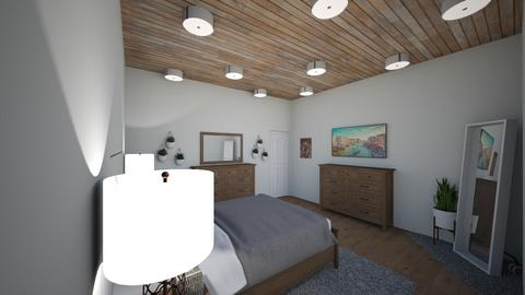 Guest Bedroom - Minimal - Bedroom  - by tcooney