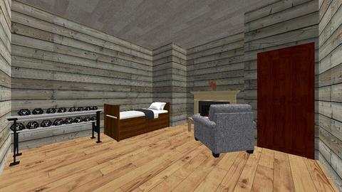 Michael Baran cozy room - by msbaran10