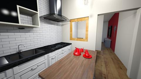 my kitchen - Kitchen  - by bruna matos