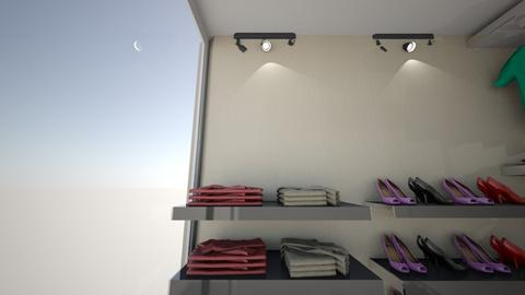 kk - Bedroom - by kiutunqi