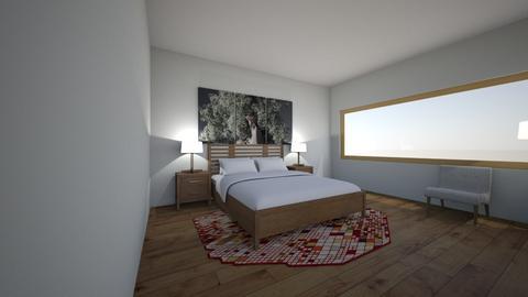 Calm - Bedroom  - by sporter0725