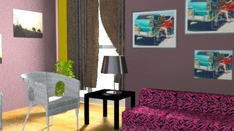 libery - Living room - by ory_ana