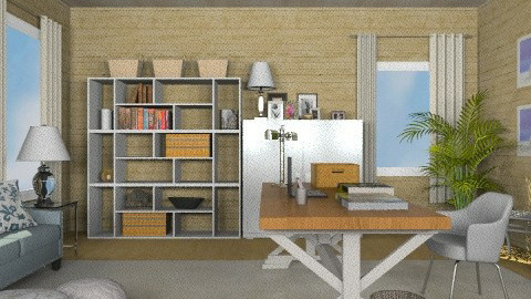 Light Inspiration - Classic - Office  - by reedj0218