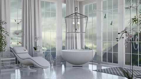 A Bird View Bath - Minimal - Bathroom  - by LuzMa HL