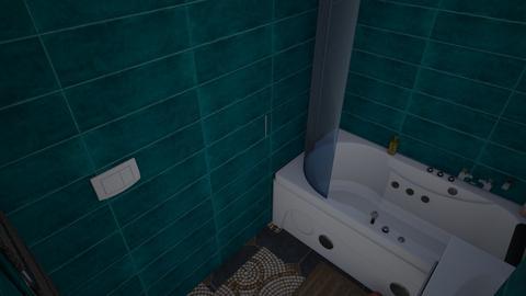 furdoszoba 6 - Bathroom  - by eszesaniko