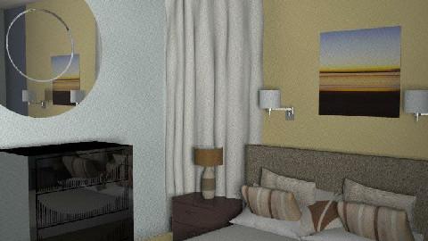 Whitehurst Bedroom2 - Bedroom - by KimmyRa