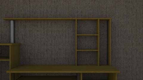 1 - Bedroom  - by hadi al tamimi