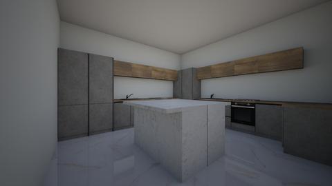 my kitchen 2  - Modern - Kitchen  - by karl1