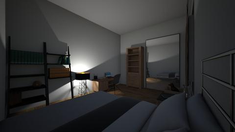 Lieselotte - Glamour - Bedroom  - by liloke