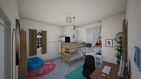 Ayako And Zukii  - Feminine - Bedroom - by Ayayako