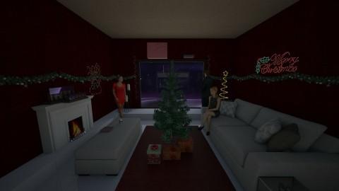 on christmas mood - by remani22