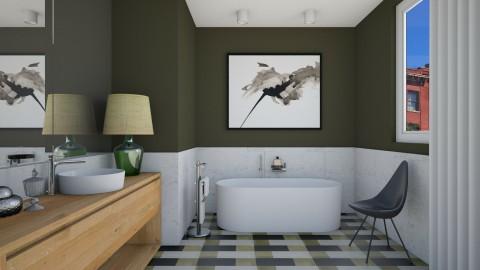Personality Bathroom - Modern - Bathroom  - by 3rdfloor
