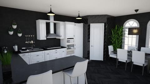 h - Kitchen - by Bar120