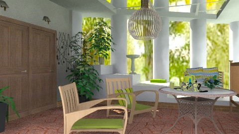 relax - Modern - Garden  - by milyca8