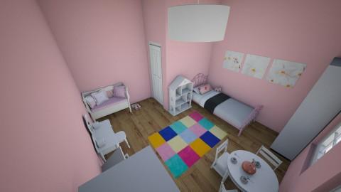 little girls room - Kids room - by ockey33
