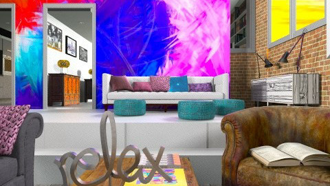 RELAX - Classic - Living room  - by doudou