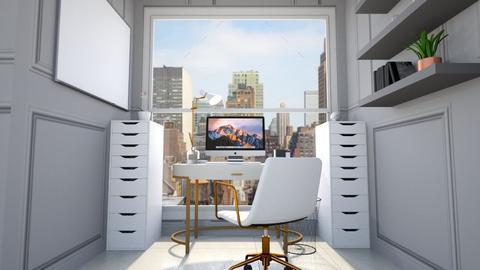 arh studio rend 99 - Modern - Office  - by Ana Malajmare