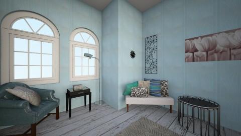 Elegant Living Room - Vintage - Living room  - by popfun75