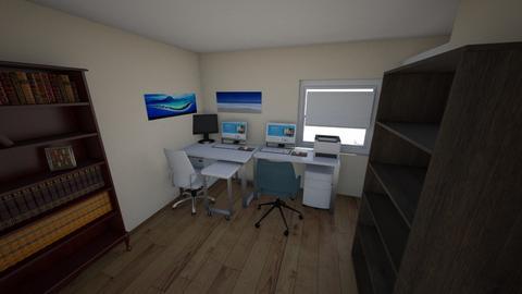 Howie Home Office - Office  - by KingZkamuela