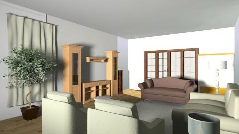 Panorama - Vintage - Living room  - by Desturgi