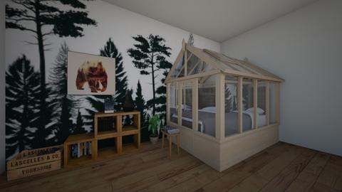 little explorers_contest_ - Bedroom  - by Chanelle101