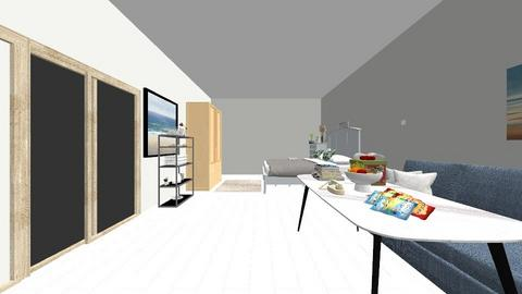 Hotel bedroom - Bedroom  - by Auv