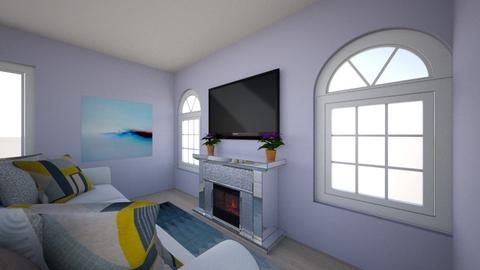 Texture room_Natalie - Living room  - by LHSHousing