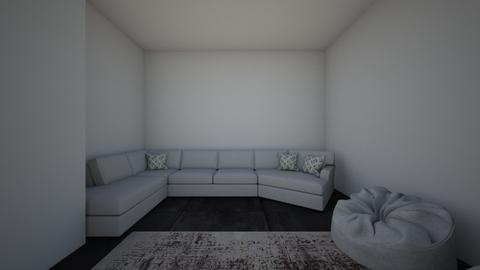 German Floor Plan - Bedroom  - by klari4