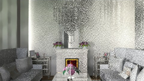 Living Room - Glamour - Living room  - by southernstyling