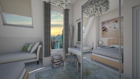 Emporio - Bedroom  - by emiragiba