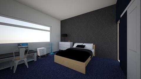 cuarto - Bedroom  - by mapro