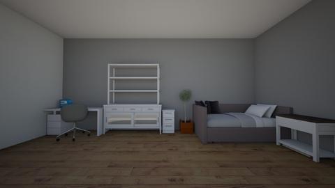 UWu - Bedroom - by _Dynastyy_