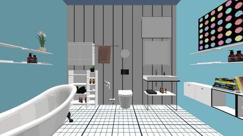 Toilet 2 - Bathroom  - by caryn418