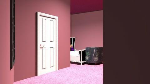 Raaaaaahwr - Rustic - Bedroom  - by Chanda_Martin