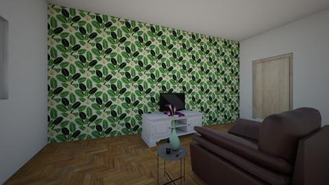 odam - Minimal - Living room  - by bursamateryall