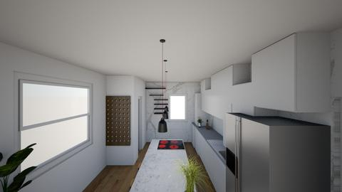 Kuchyne - Modern - Kitchen - by aniaweb