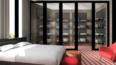 Spalding Bed_Wardrobe - Modern - Bedroom  - by 3rdfloor